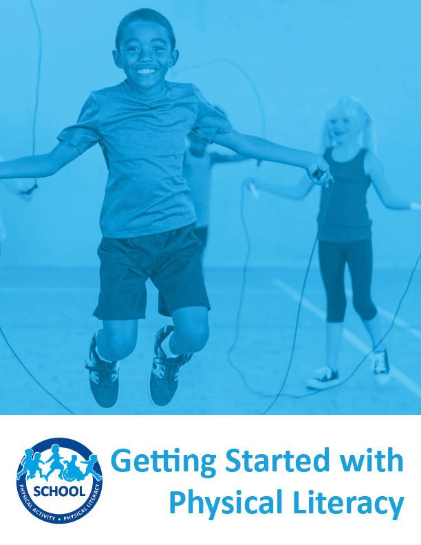 Getting Starting with Physical Literacy Workshop Thumbnail