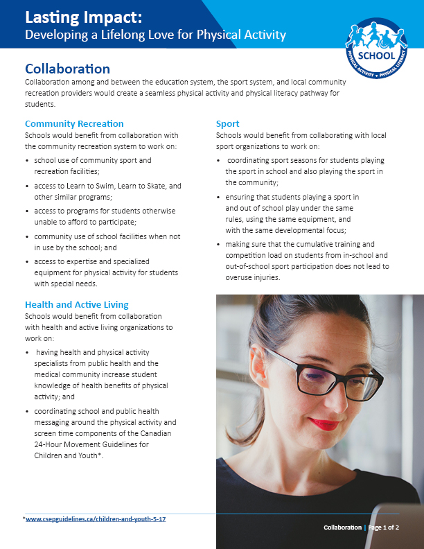 Lasting Impact: Collaboration
