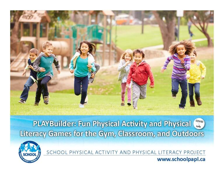 PLAYBuilder COVID-safe Activities