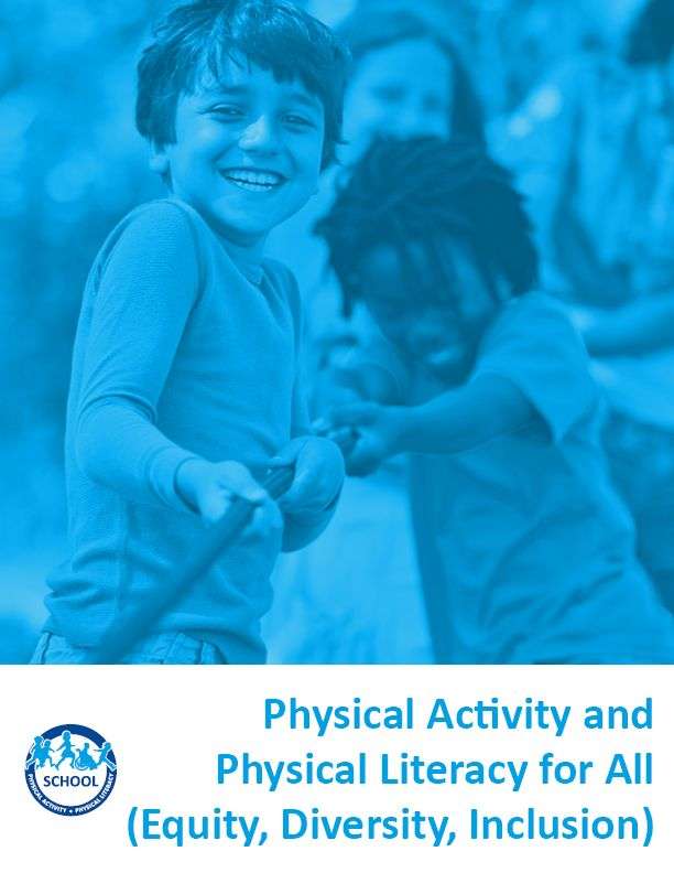 Physical Activity and Physical Literacy for All Workshop Thumbnail